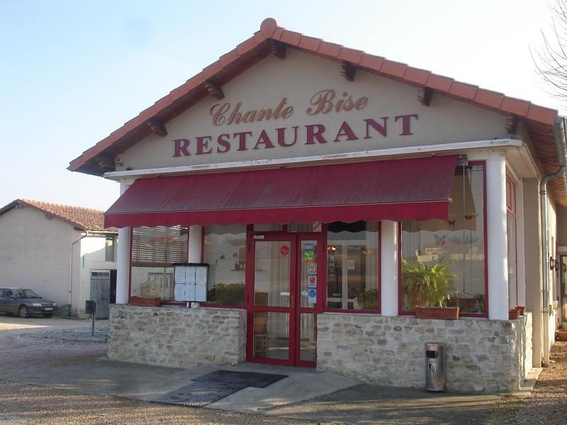 Restaurant chante-bise