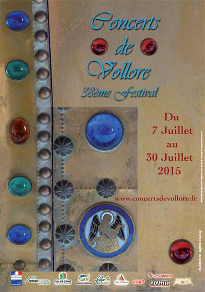 CONCERTS DE VOLLORE 2015