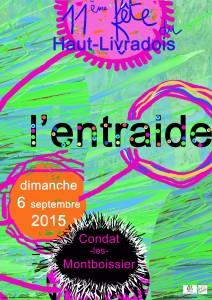 FETE DE L ENTRAIDE CONDAT 2015