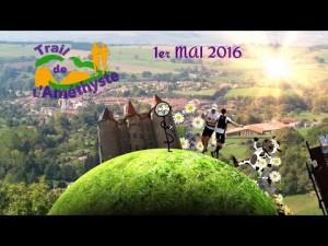 TRAIL DE L AMETHYSTE 2016